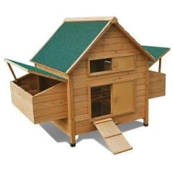 Hühnerstall günstig selber bauen – Kostenlose Bauanleitungen