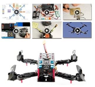 Quadrocopter Bauanleitung