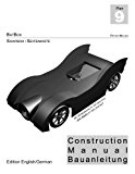 BATBOX - Soapbox Construction Manual engl./ger.: Seifenkisten Bauplan engl./dt.
