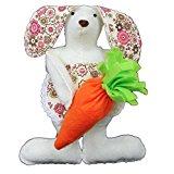 DIY Bastelset HASE ~ zum selber Nähen ~ schöne Deko Figur für Frühling & Ostern ~ auch für Kinder
