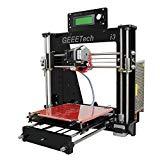 Geeetech® 3D Drucker Acrylic Prusa I3 Pro B 3D Drucker Kit Selbstbauen 3D Drucker, DIY 3D Printer kit