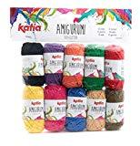 Katia Amigurumi - Farbe: Colores 201-210 (S02) - 10 g / ca. 33 m Wolle