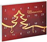 """Smart Jewel Schmuck-Adventskalender """"Frohe Weihnachten"""" 889005312"""