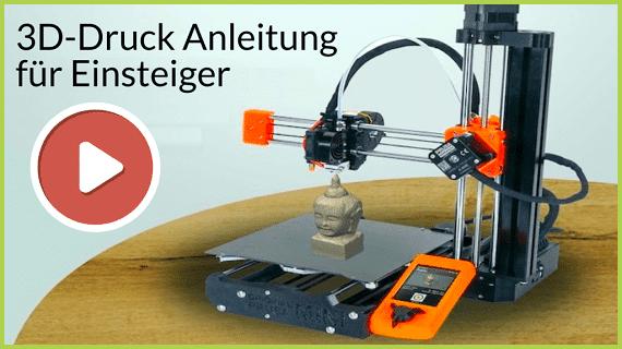 3D Drucker Anleitung Anfänger
